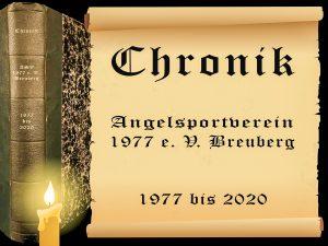Vereinschronik des ASV 1977 e. V. Breuberg